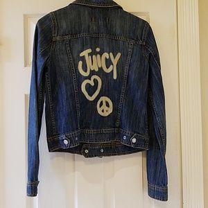 Juicy Couture Jean Jacket